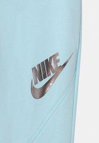 Nike Sportswear - Leggings - Trousers - glacier blue/black - 2