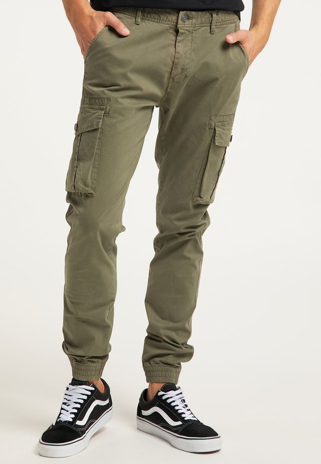 Cargo trousers - helloliv