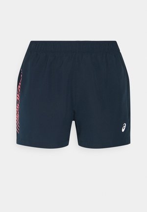ICON SHORT - Sports shorts - french blue/digital grape