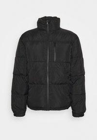 Cotton On - PUFFER JACKET - Winter jacket - black - 0
