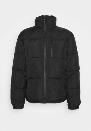 PUFFER JACKET - Winter jacket - black