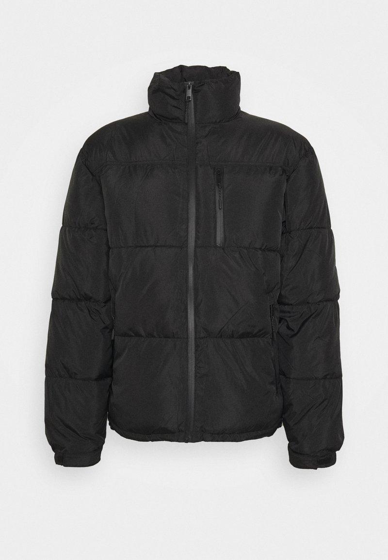 Cotton On - PUFFER JACKET - Winter jacket - black