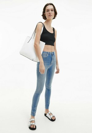 Tote bag - bright white