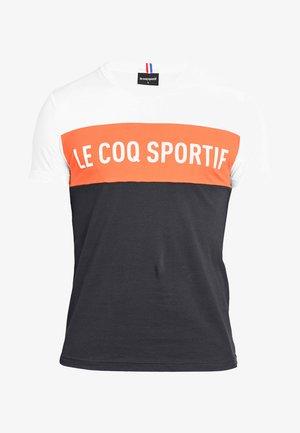 T-shirt imprimé - orange