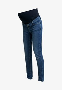 Esprit Maternity - PANTS - Jeansy Slim Fit - medium wash - 3