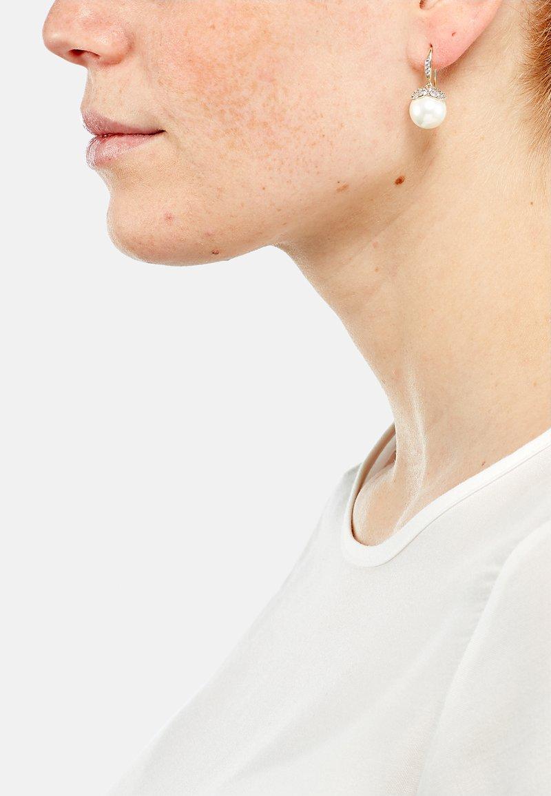 Heideman - Earrings - goldfarbend