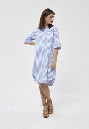 RAMIS  - Shirt dress - white st