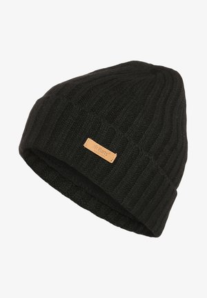 HAAKON TURNUP - Bonnet - black