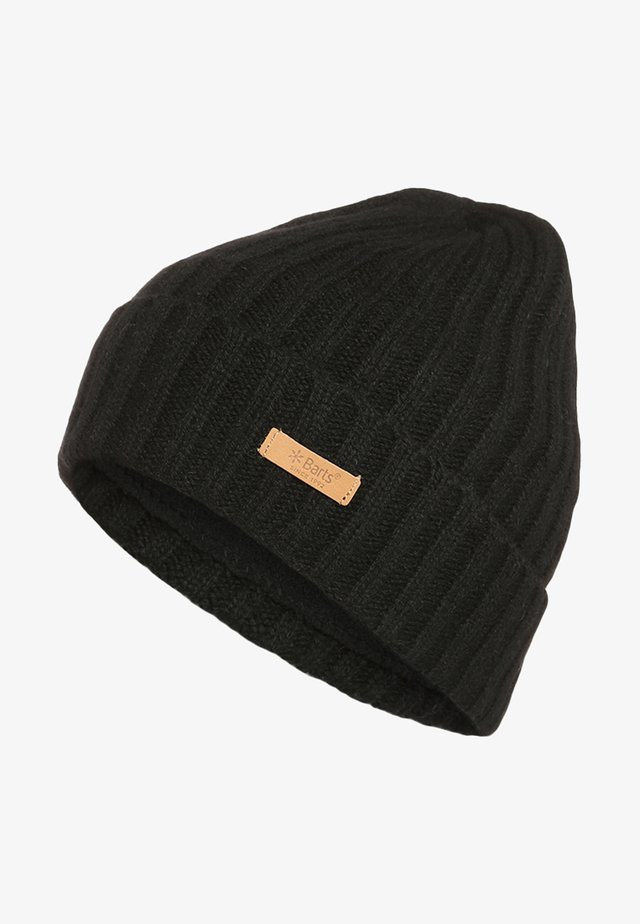 HAAKON TURNUP - Bonnet - black