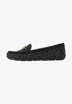 MAEGAN C CHAIN DRIVER SIGNATURE - Slip-ons - black