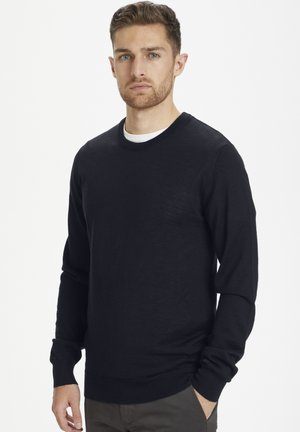 MALEON - Pullover - dark navy