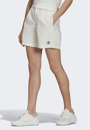 TENNIS LUXE ORIGINALS SHORTS - Short - off white