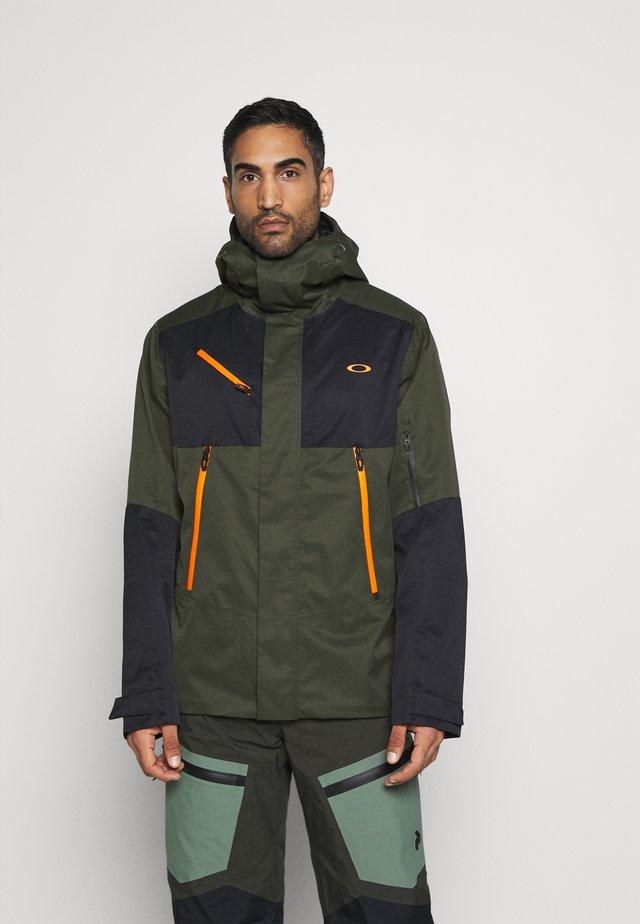 CRESCENT 3.0 SHELL JACKET - Snowboard jacket - new dark brush