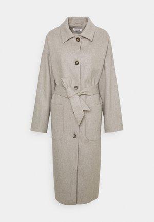TOSCA COAT - Manteau classique - beige melange