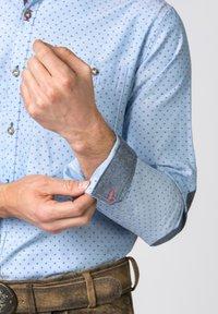 Stockerpoint - Shirt - blue - 3