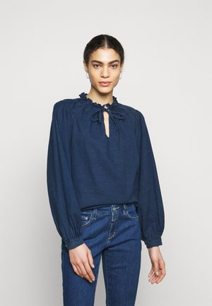 SCARLETT - Blouse - dark blue