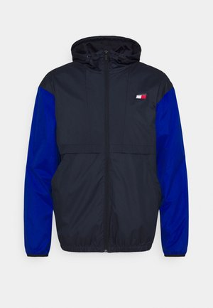 CORE - Training jacket - blue