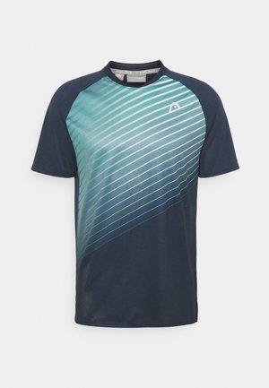 PERF - T-shirt print - tourquis