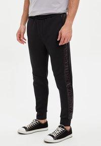 DeFacto Fit - Pantaloni sportivi - black - 0