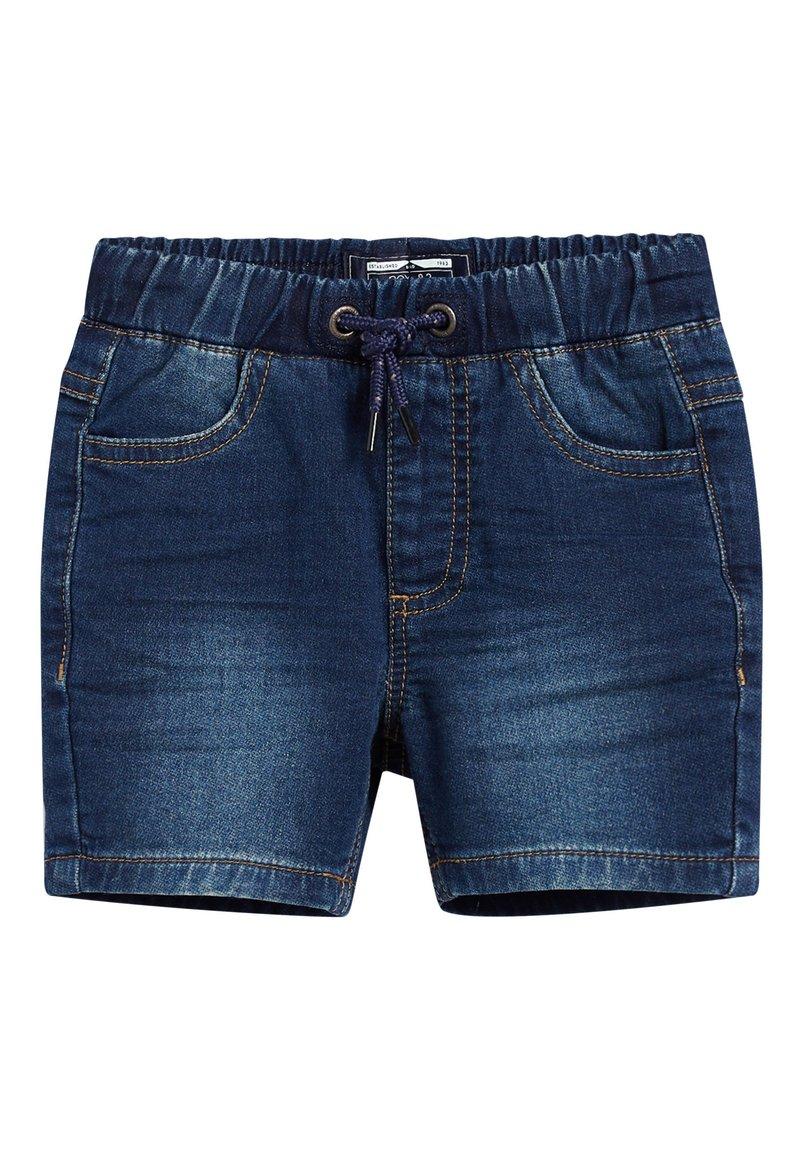 Next - Denim shorts - dark blue