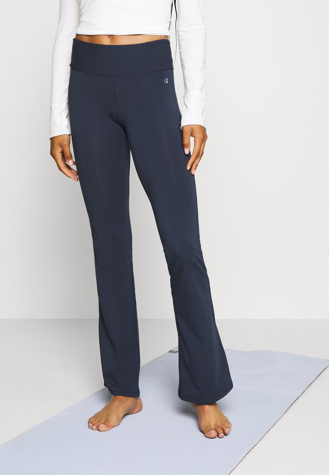 JAZZ PANTS - Trainingsbroek - navy