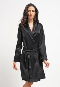 La Perla - VESTAGLIA CORTA - Dressing gown - nero - 0