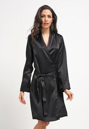 VESTAGLIA CORTA - Dressing gown - nero
