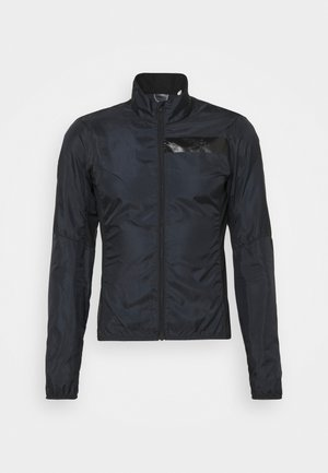 ESSENCE LIGHT WIND JACKET - Cortaviento - black