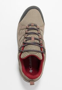 Columbia - REDMOND V2 WP - Outdoorschoenen - pebble/beet - 1