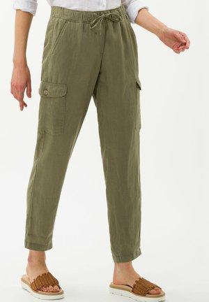 STYLE MAREEN - Pantalon cargo - khaki