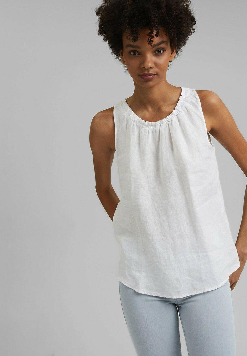 edc by Esprit - Blouse - white
