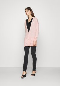 Abercrombie & Fitch - ICON CARDI - Cardigan - light pink - 1