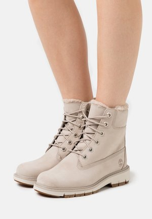 LUCIA IN WARMLINED BOOT WP - Snowboot/Winterstiefel - light taupe