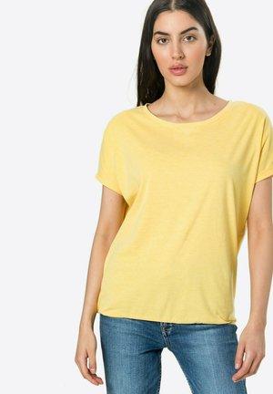 JACKY COLA - T-shirt basic - gelbmeliert