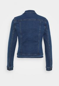 Vero Moda - VMHOT SOYA  - Farkkutakki - medium blue denim - 1