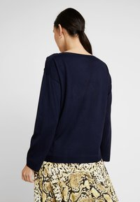 Benetton - CREW NECK  - Jumper - navy - 2