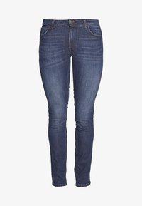 MALONE - Slim fit jeans - dark del rey
