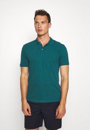 SOLID - Koszulka polo - velvet teal