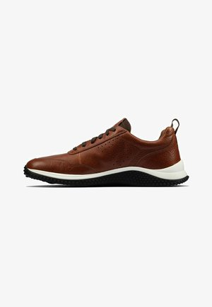 PUXTON - Sneakers basse - tan leather