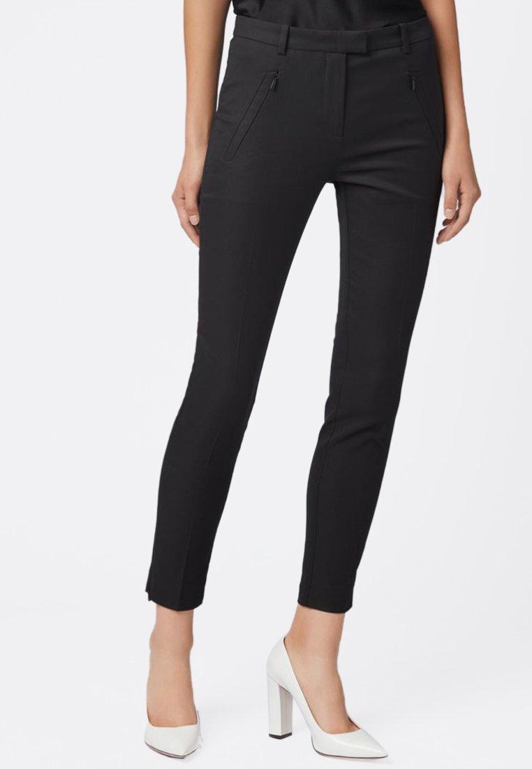 BOSS - ANAITA - Trousers - black