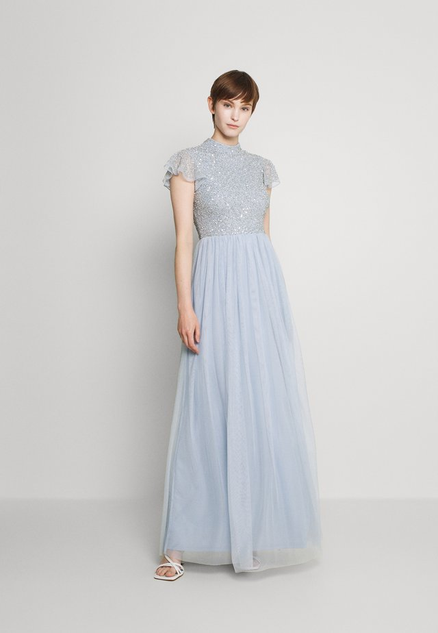 MILLIE MAXI - Occasion wear - teal