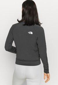 The North Face - W VENTRIX LT HYBRID PULLOVER - Outdoor jacket - asphalt grey - 2