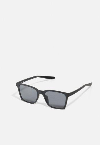 BOUT UNISEX - Sunglasses - matte black/dark grey
