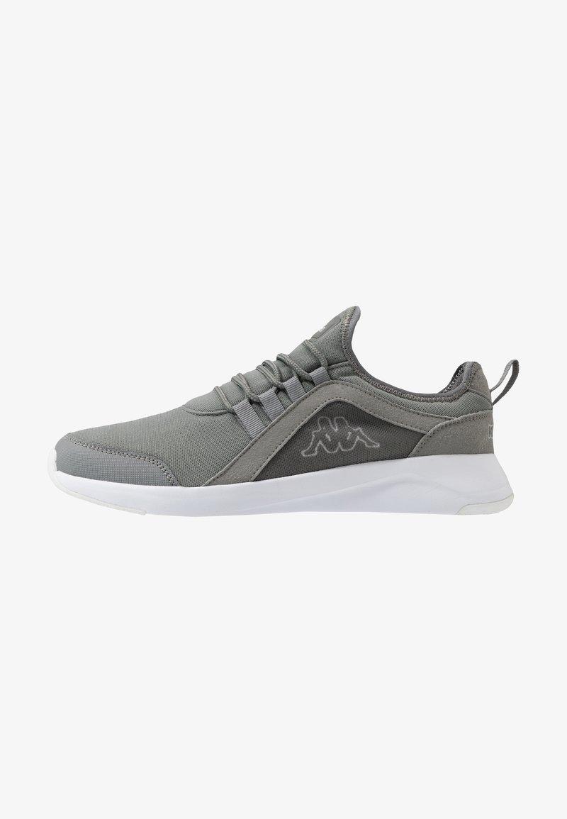 Kappa - SEAVE - Zapatillas de entrenamiento - grey/white