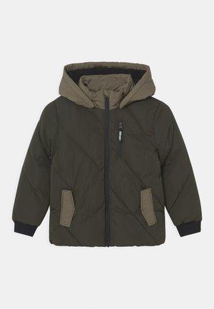 NKMMOKE PUFFER - Winter jacket - rosin