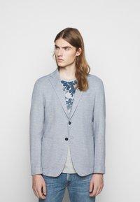 JOOP! Jeans - HOODNEY - Light jacket - open grey - 2