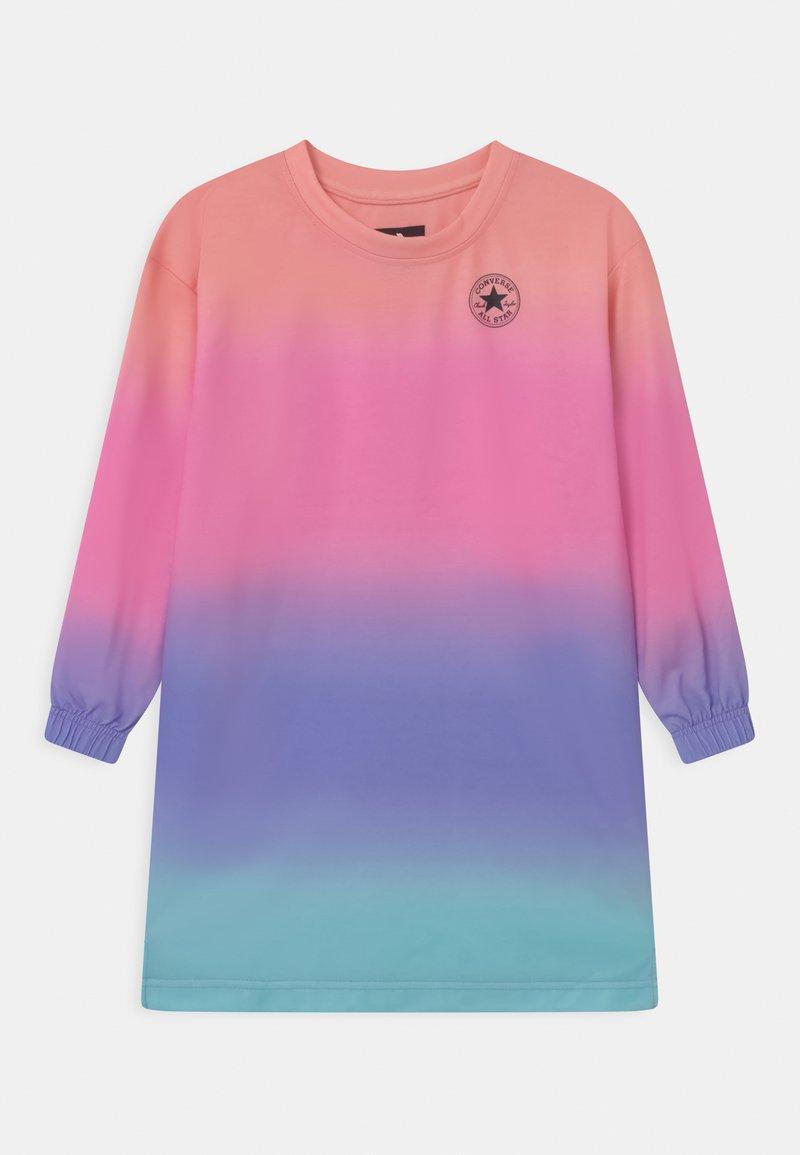 Converse - OMBRE - Vestido informal - pink