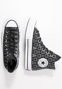 Converse - CHUCK 70 - Baskets montantes - black/mason/white - 3