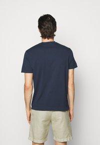 Boglioli - T-shirt basic - dark blue - 2