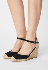 Anna Field Wide Fit - Wedges - black - 0